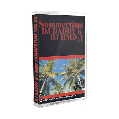 Dj Daddy K ft Dj HMD - Summertime Vol 02