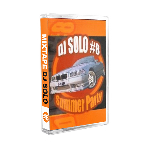 Dj Solo - Vol 08