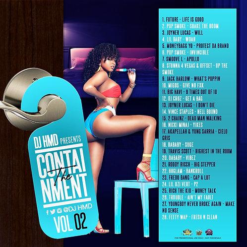 Dj HMD - Containment Volume 2