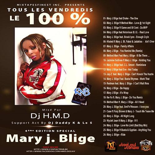 Dj HMD - Volume 4 - Mary J. Blige