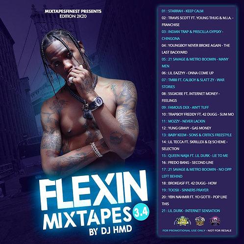 Dj HMD - Flexin' Vol. 3.4