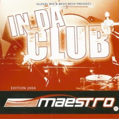 Dj Maestro - IN DA CLUB vol 1