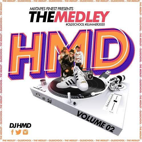 0000 - Dj HMD - Pack  Megamix