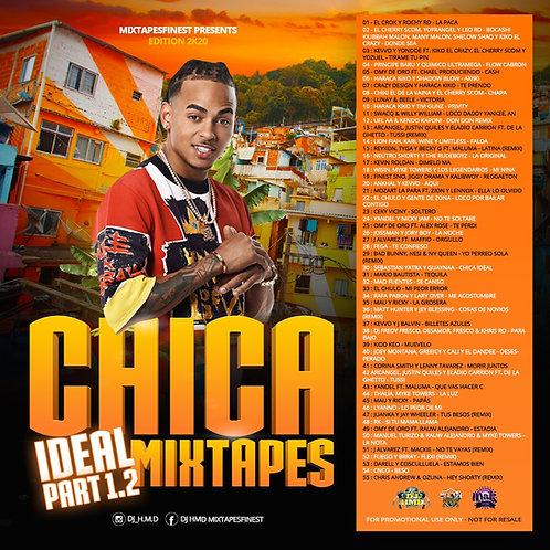 Dj HMD - Chica Ideal  Volume 01