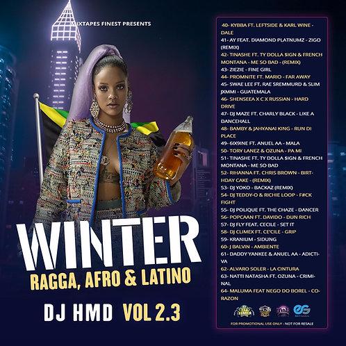 Dj HMD - Winter Edition  Vol.2.3