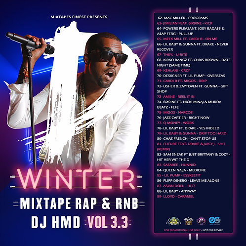 Dj HMD - Winter Vol 1.3