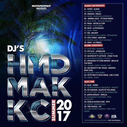 Dj Mak, HMD, KC - Summer 2017