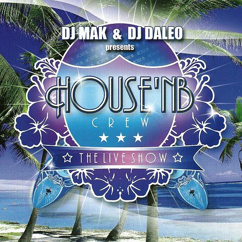 Dj Mak & Dj Daleo - House'NB Crew - Vol 03