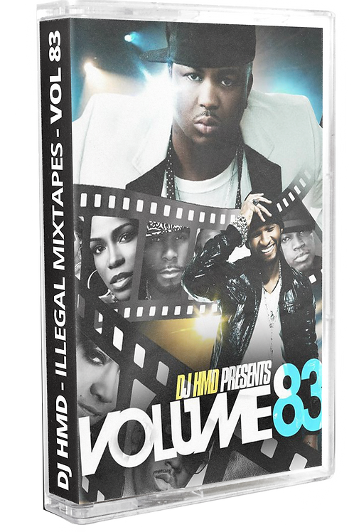 Dj HMD - Vol 83