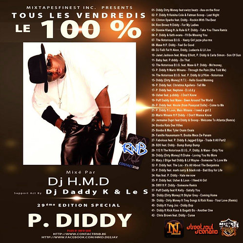 Dj HMD - Volume 29 - P. Diddy