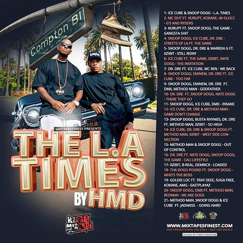 Dj HMD - Time To L.A. Mixtapes