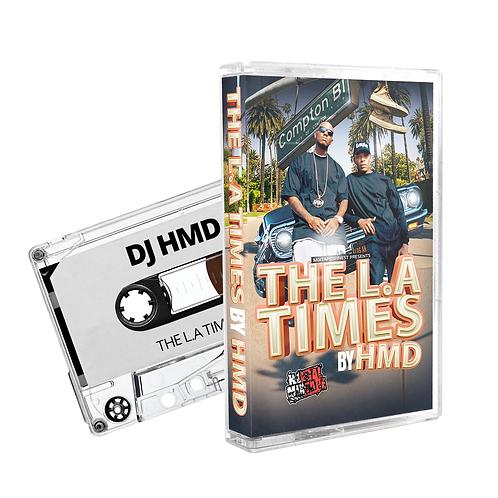 Dj HMD - The L.A Times (Special Westcoast)