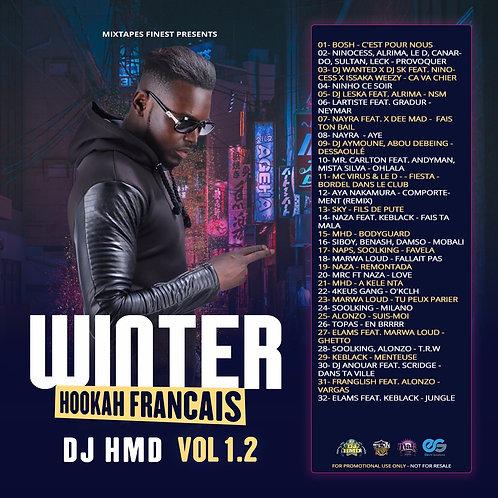 Dj HMD - Winter Fr.  Vol.1.2