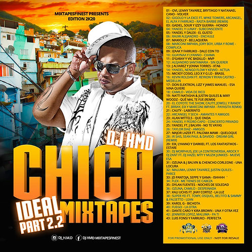 Dj HMD - Chica Ideal  Volume 02
