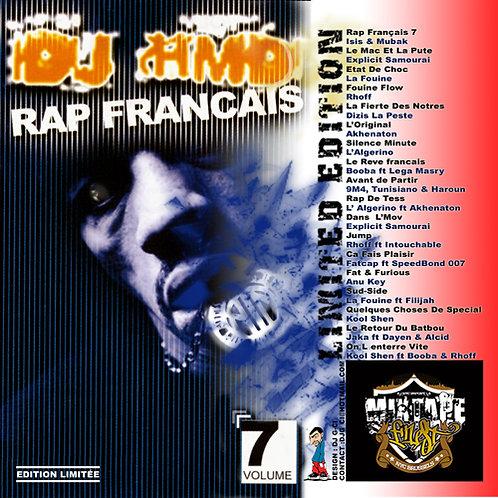 Dj HMD - Rap Français Volume 7