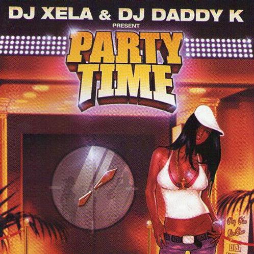 Dj Daddy K ft Dj Xela - Party Time