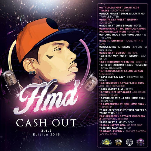 Dj HMD - Cash Out - Vol 01