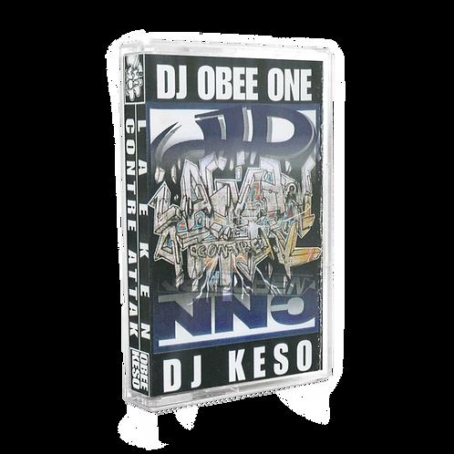 Dj Keso ft Dj Obee one - laeken contre attaque