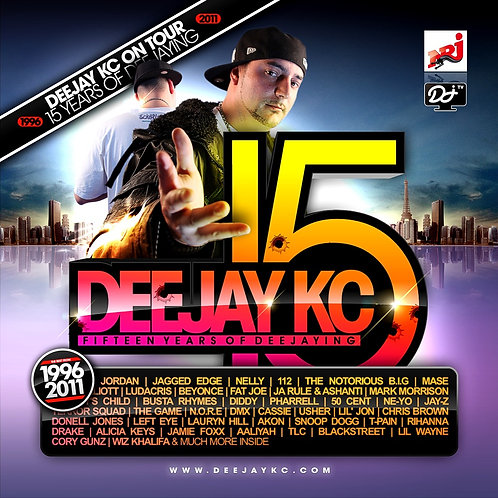 Dj KC - 15 Years