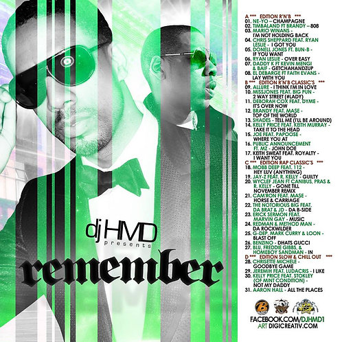 Dj HMD - Remember