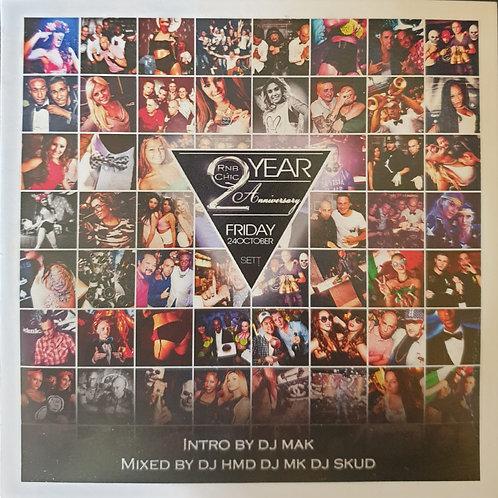Dj HMD & Various Dj's Mak, Mk  & Skud - RnB Chic