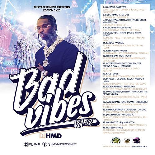 Dj HMD - Bad Vibes - Vol 02