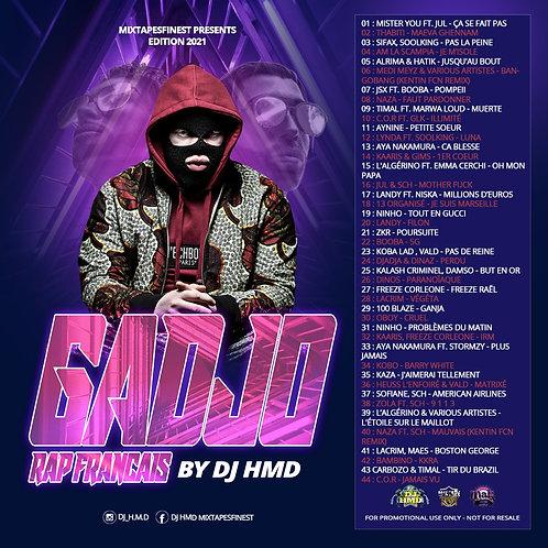 Dj HMD - Gadji - Edition Français