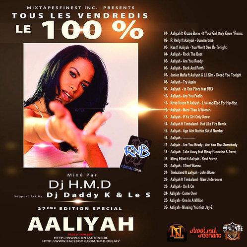 Dj HMD - Volume 27 - Aaliyah