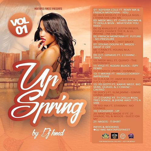 Dj HMD - Up Spring Vol. 1