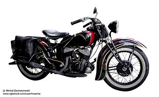 classique Motorcycle