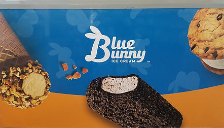 Convenience - Blue Bunny Ice Cream Coole