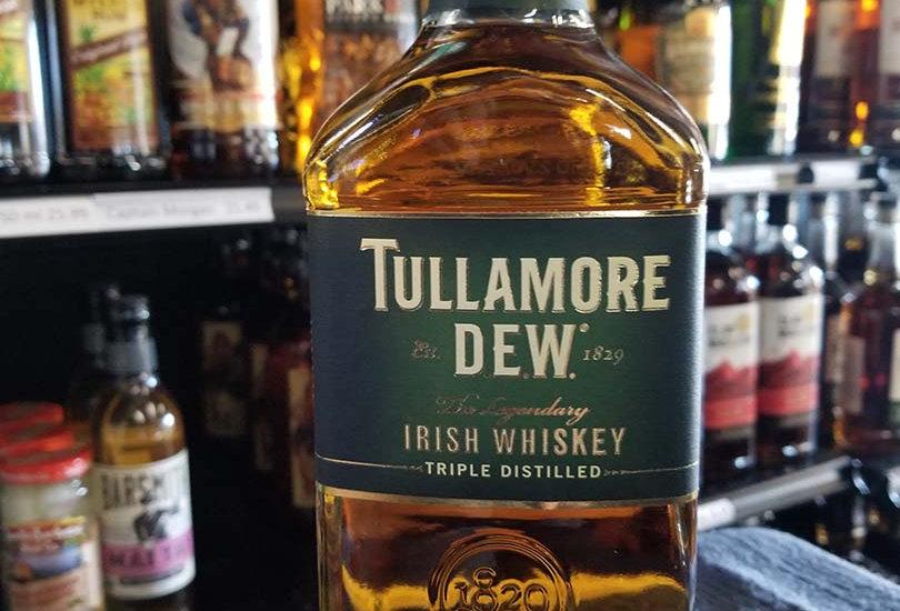 Tullamore D.E.W. Irish Whiskey
