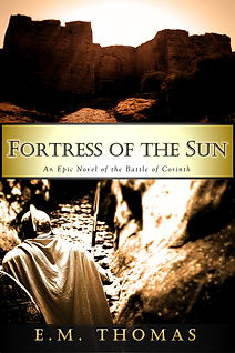 Fortress of the Sun, a novel of one of the most stunning attacks in the history of Ancient Greece