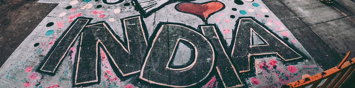 street art India