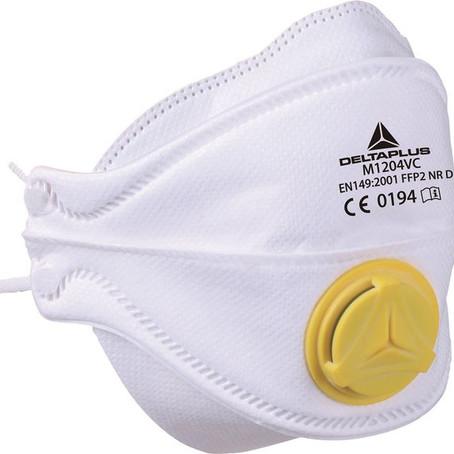 Choix des masques de protection en milieu professionnel