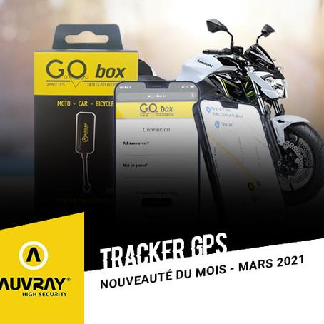 Tracker GPS moto/scooter
