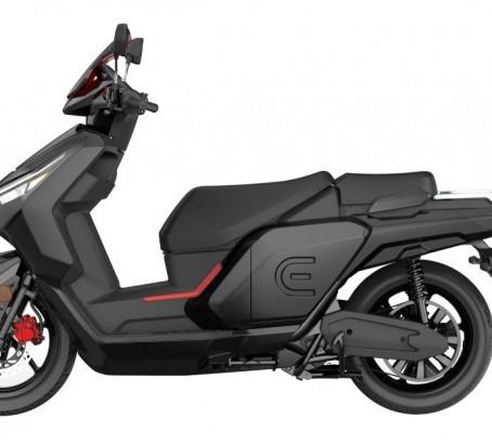 Red électric, précurseur mondial d'un scooter à 300km d'autonomie