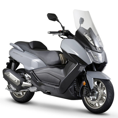 Nouveau Sym Maxsym 400 Euro5 : dispo en novembre