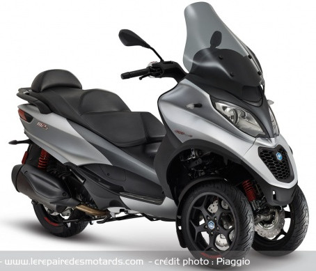 Scooter 3-roues Piaggio MP3 400 HPE