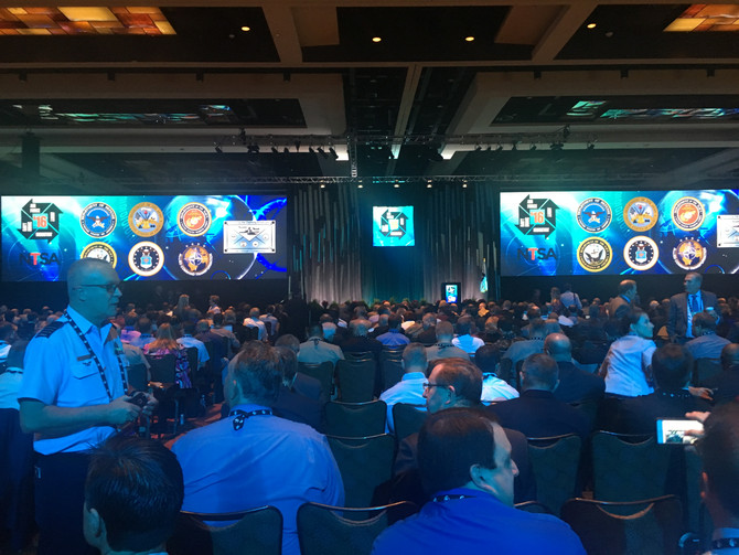 2016 IITSEC Conference opening ceremony