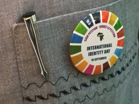 ID4Africa Launches Petition Calling for the Recognition of Sept 16 as International Identity Day!