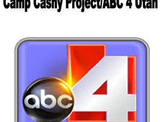 Cash Hyde Foundation ABC4 News Utah...