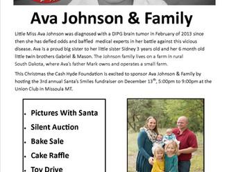 Ava Johnson & Family