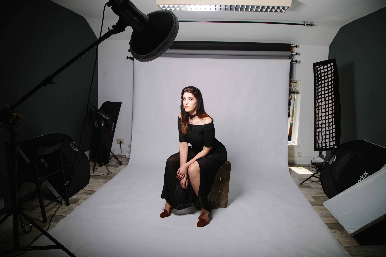 Studio Photography - Rachel Love