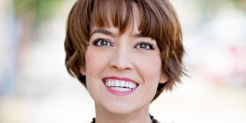 Comedian Mary Mack