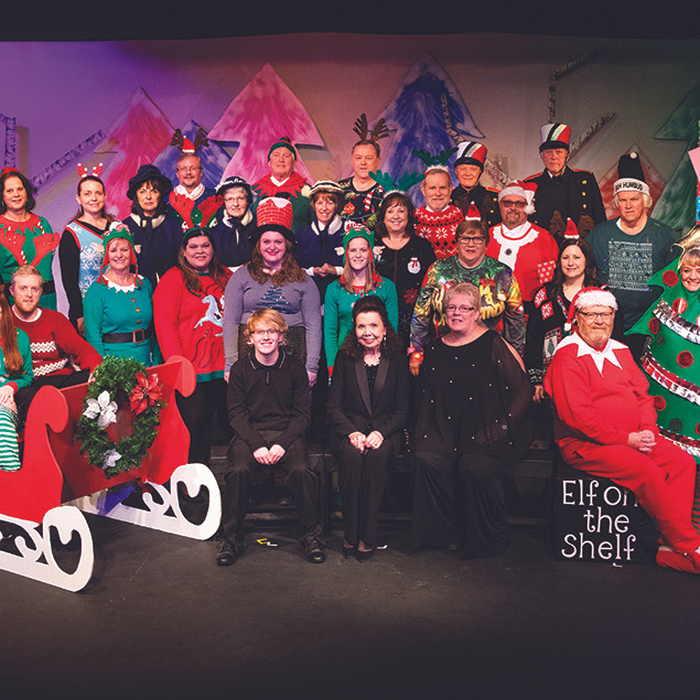 Al Opland Singers Christmas 2021