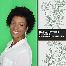Meet Nadia_Curatorial Intern