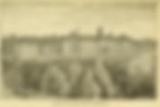 Lithograph of the Hamilton Asylum