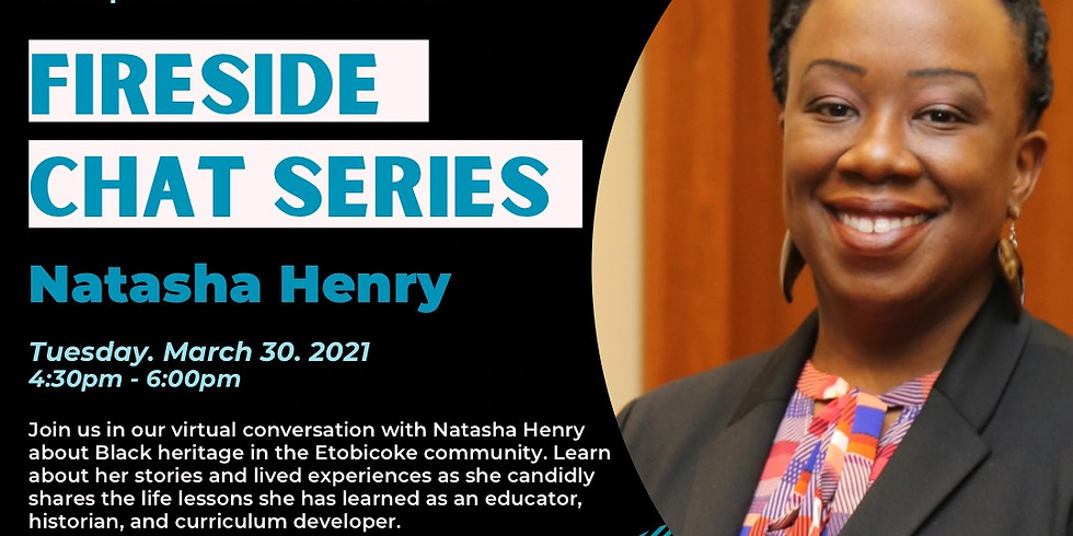 Fireside Chat with Natasha Henry