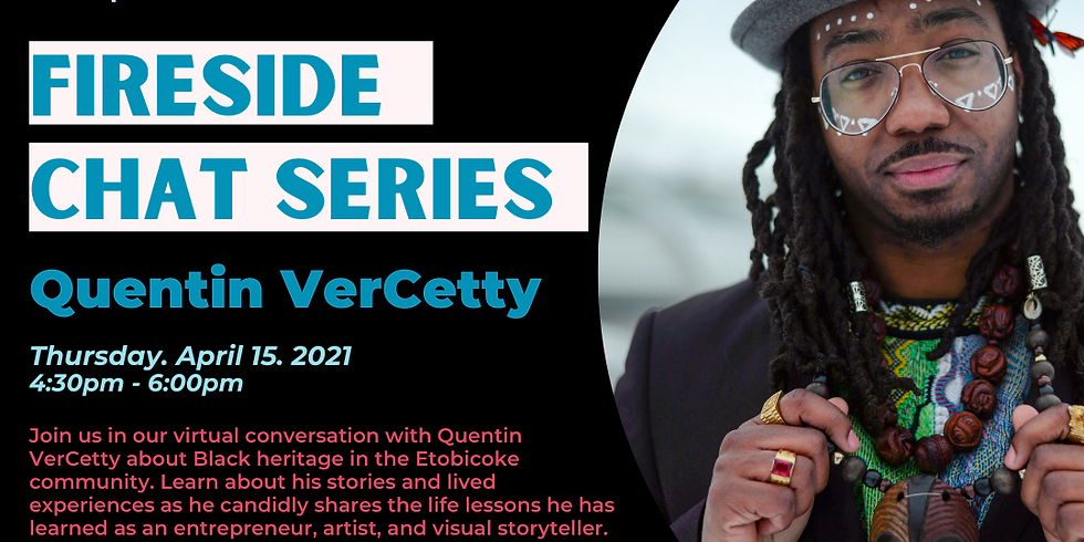 Fireside Chat with Quentin VerCetty